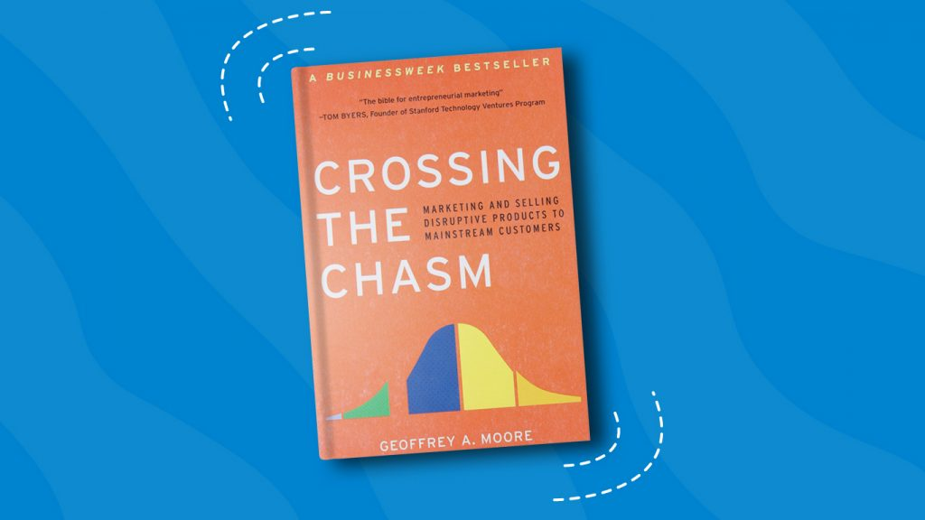 Crossing the Chasm by Goeffrey A. Moore— 10 Books for Product Managers