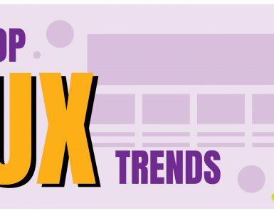 Top UX Design Trends in 2020