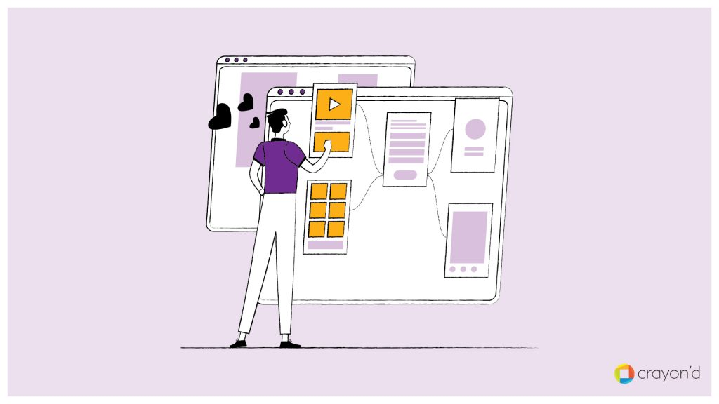 Making interfaces better with lesser elements—Top 8 trends in 2020 with UX Design
