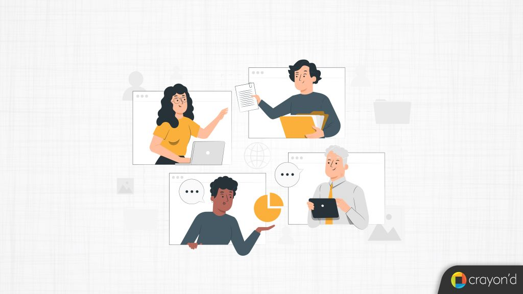 OKR makes collaboration easy