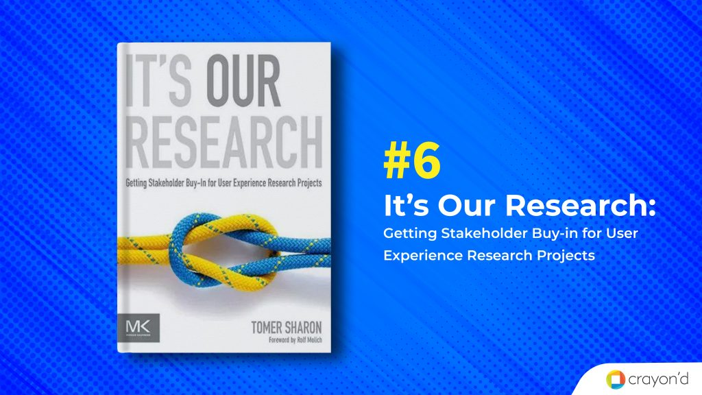 UX Research - Its Our Research