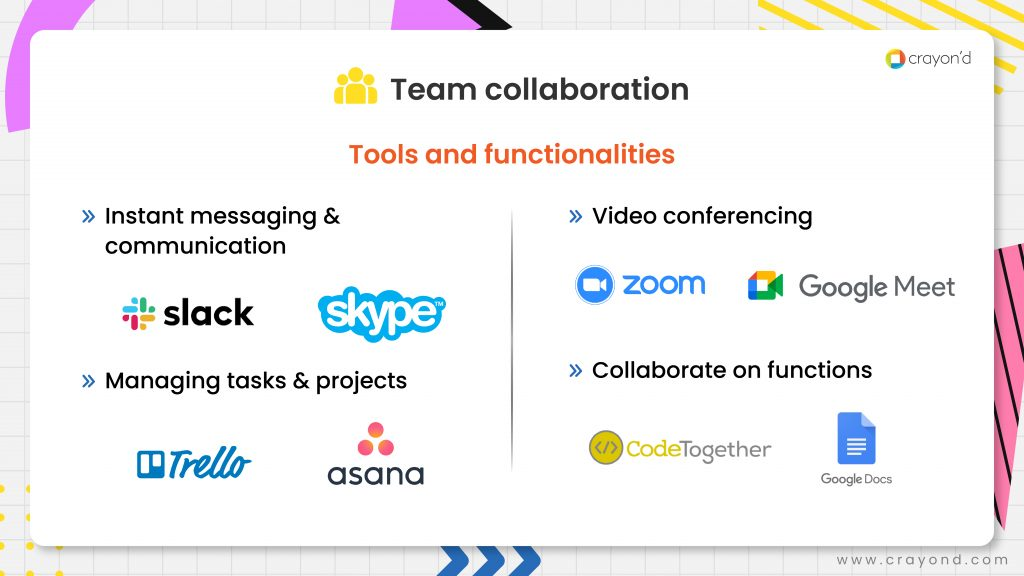 Team Collaboration Tools