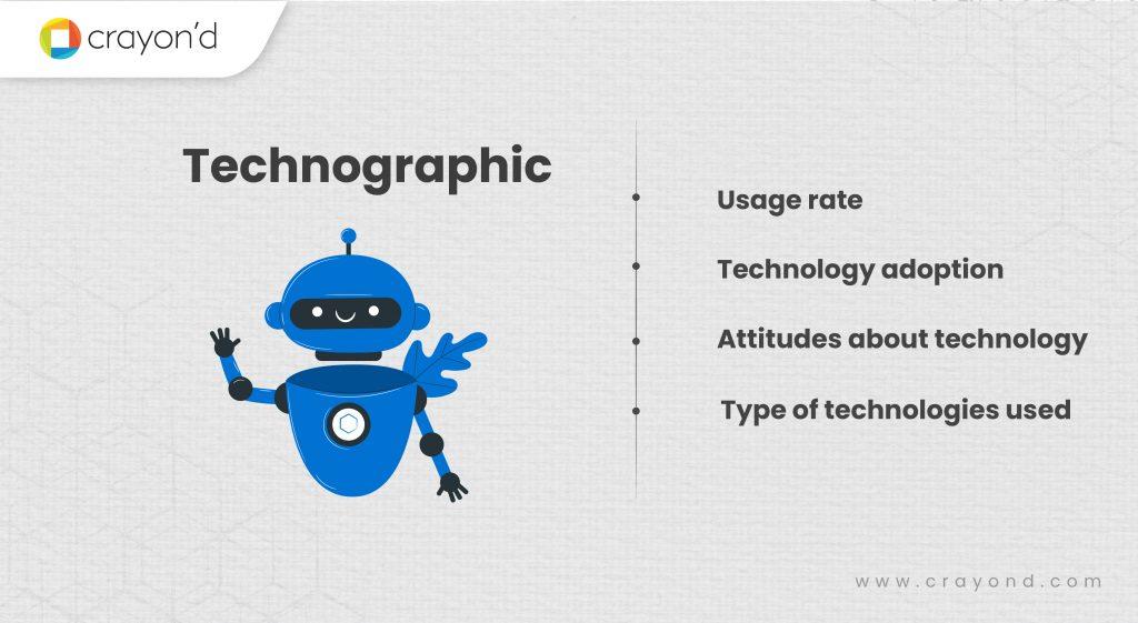 User Segmentation - Technographic